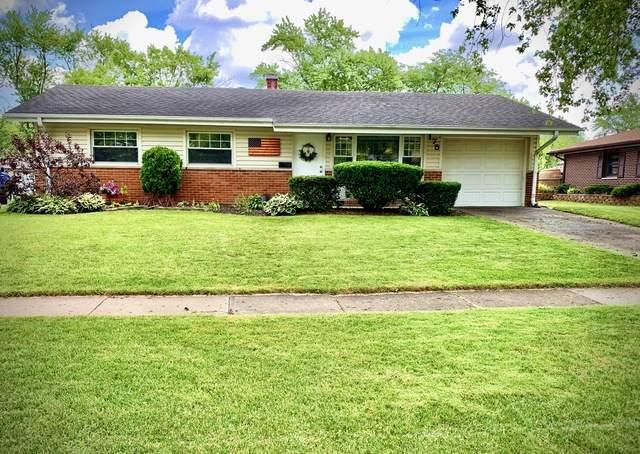175 Washington Boulevard, Hoffman Estates, IL 60169 (MLS #10766067) :: Angela Walker Homes Real Estate Group