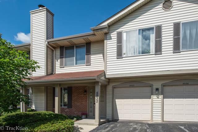 5532 Barclay Court #5532, Clarendon Hills, IL 60514 (MLS #10766087) :: John Lyons Real Estate