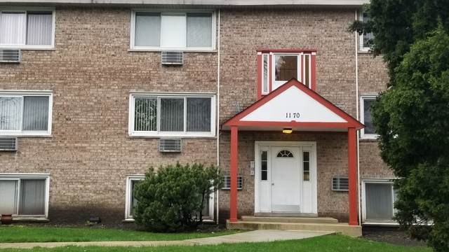 1170 W 18th Street 1E, Broadview, IL 60155 (MLS #10766110) :: Property Consultants Realty