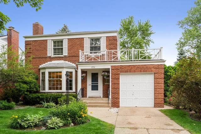 1936 Highland Avenue, Wilmette, IL 60091 (MLS #10766146) :: Property Consultants Realty