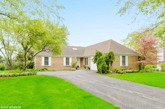 1127 W Chatham Drive, Palatine, IL 60067 (MLS #10766177) :: Property Consultants Realty