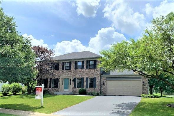 1318 Sequoia Road, Naperville, IL 60540 (MLS #10766194) :: Touchstone Group