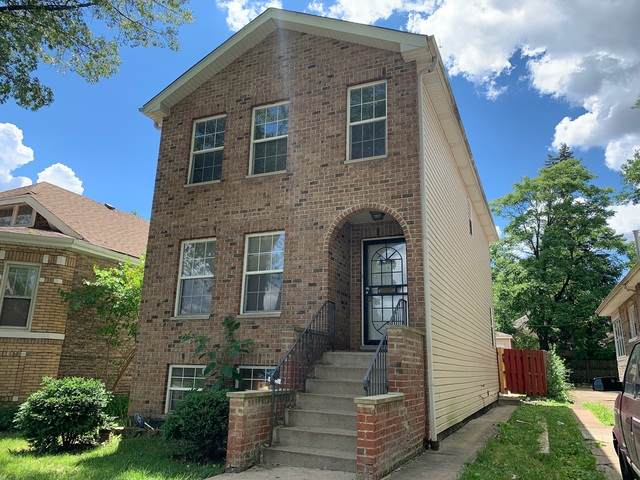 12124 S Yale Avenue, Chicago, IL 60628 (MLS #10766267) :: Property Consultants Realty