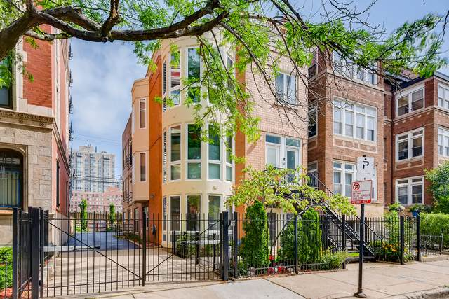 728 W Bittersweet Place #1, Chicago, IL 60613 (MLS #10766292) :: Property Consultants Realty