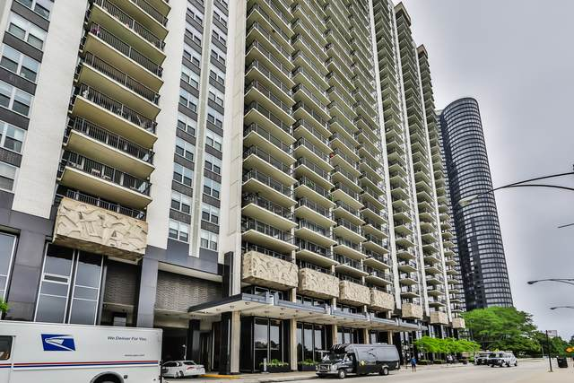 400 E Randolph Street #1622, Chicago, IL 60601 (MLS #10766303) :: Angela Walker Homes Real Estate Group