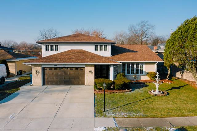 10408 S Alta Drive, Palos Hills, IL 60465 (MLS #10766318) :: Property Consultants Realty