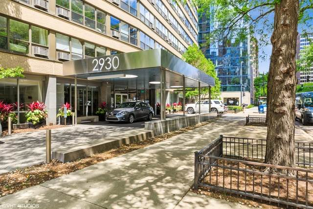 2930 N Sheridan Road #712, Chicago, IL 60657 (MLS #10766322) :: Property Consultants Realty