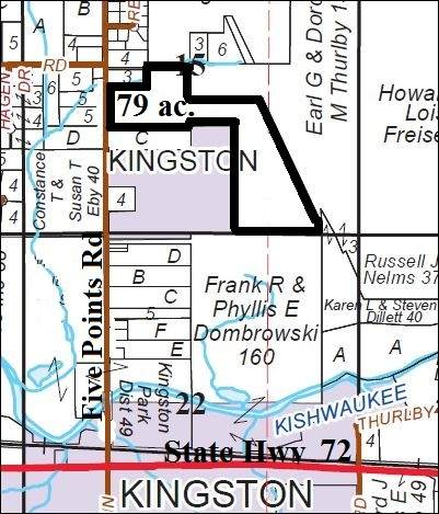 79 Acres Five Points Road, Kingston, IL 60145 (MLS #10766343) :: Property Consultants Realty