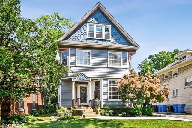 2246 W 113th Street, Chicago, IL 60643 (MLS #10766361) :: Property Consultants Realty