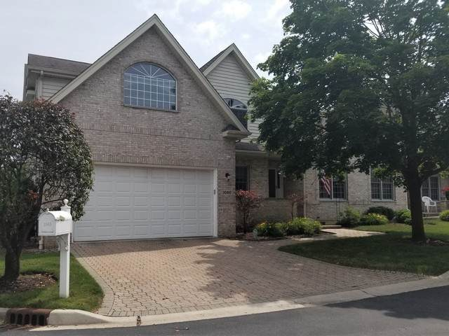 3060 Rosebrook Circle, Westchester, IL 60154 (MLS #10766413) :: Property Consultants Realty