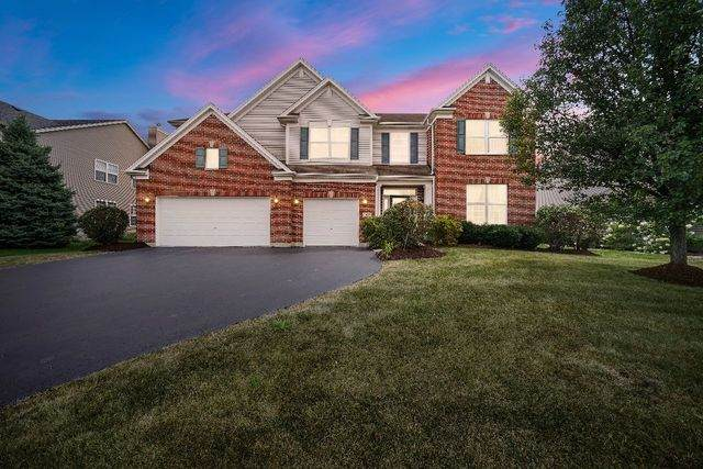 1823 Heather Street, Bolingbrook, IL 60490 (MLS #10766416) :: John Lyons Real Estate