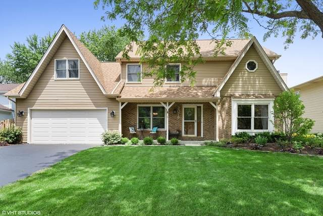 2076 Maplewood Circle, Naperville, IL 60563 (MLS #10766423) :: Touchstone Group