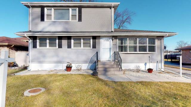 7936 W 83rd Street, Bridgeview, IL 60455 (MLS #10766468) :: Property Consultants Realty