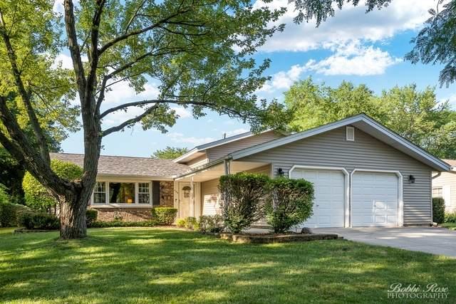 529 Janine Lane, Schaumburg, IL 60193 (MLS #10766475) :: Helen Oliveri Real Estate