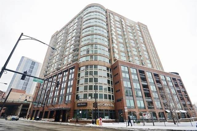 600 N Kingsbury Street #1410, Chicago, IL 60654 (MLS #10766501) :: Angela Walker Homes Real Estate Group