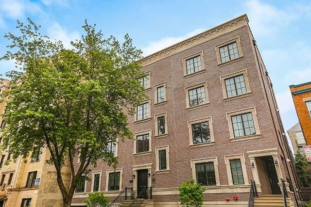 647 W Aldine Avenue 1W, Chicago, IL 60657 (MLS #10766540) :: The Dena Furlow Team - Keller Williams Realty
