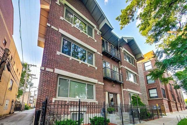 842 E 40th Street D1, Chicago, IL 60653 (MLS #10766547) :: Property Consultants Realty