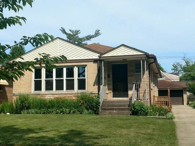 1521 S Ashland Avenue, Park Ridge, IL 60068 (MLS #10766564) :: Property Consultants Realty