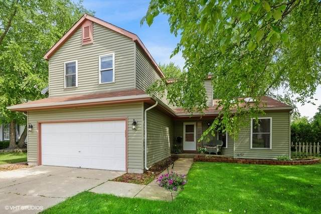 4712 W Glenbrook Trail, Mchenry, IL 60050 (MLS #10766569) :: The Spaniak Team