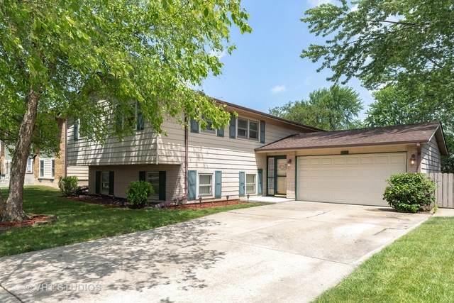 1714 W Pheasant Trail, Mount Prospect, IL 60056 (MLS #10766573) :: Knott's Real Estate Team