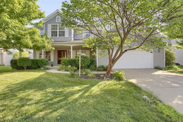 2514 Crystal Tree Drive, Champaign, IL 61822 (MLS #10766577) :: BN Homes Group