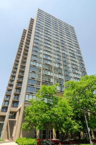 5320 N Sheridan Road #2109, Chicago, IL 60640 (MLS #10766586) :: Property Consultants Realty