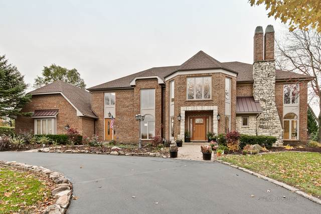 1221 Barclay Circle, Inverness, IL 60010 (MLS #10766615) :: Littlefield Group