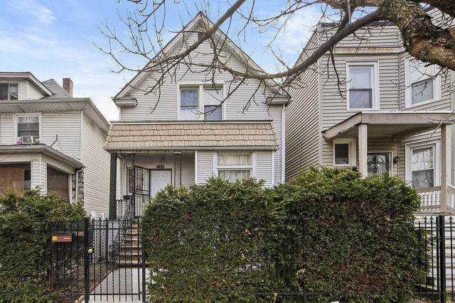 737 N Leamington Avenue, Chicago, IL 60644 (MLS #10766623) :: Lewke Partners