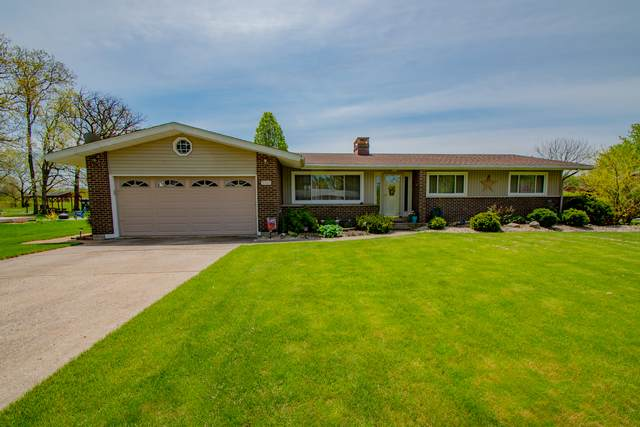 5109 W 154th Avenue, Lowell, IN 46356 (MLS #10766637) :: Touchstone Group
