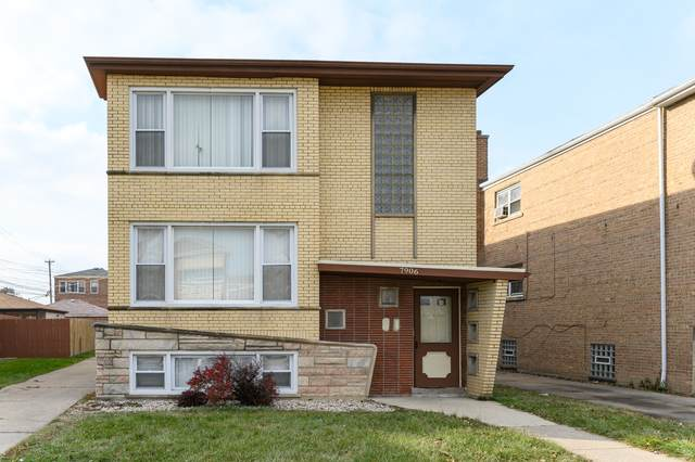 7906 S Whipple Street, Chicago, IL 60652 (MLS #10766647) :: Property Consultants Realty