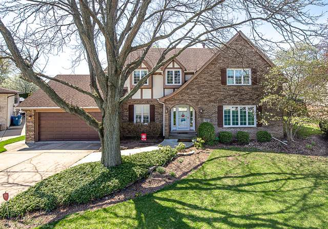 6159 W 125th Place, Palos Heights, IL 60463 (MLS #10766670) :: Property Consultants Realty