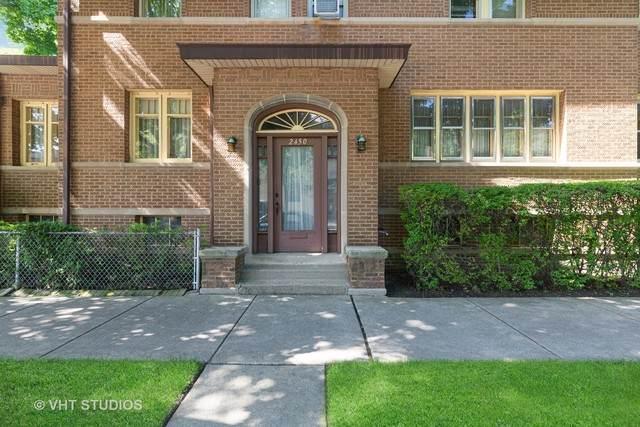 2450 W Granville Avenue, Chicago, IL 60659 (MLS #10766671) :: BN Homes Group