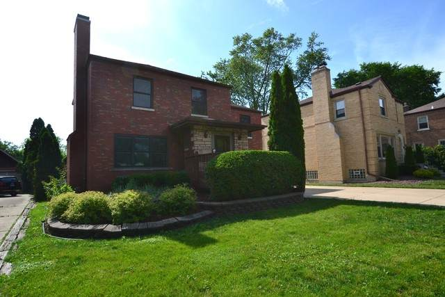 11422 S Oakley Avenue, Chicago, IL 60643 (MLS #10766686) :: Property Consultants Realty
