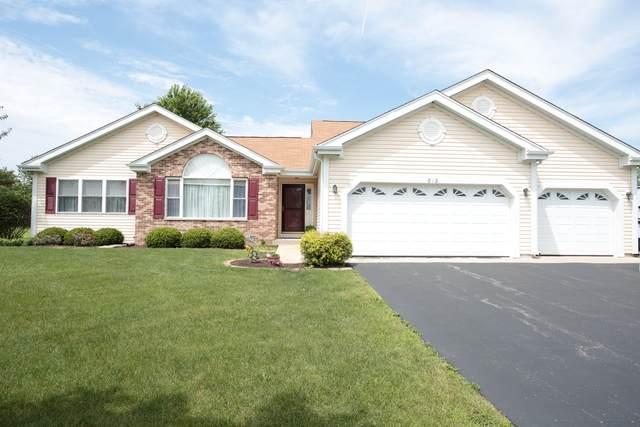818 Whitetail Drive, Marengo, IL 60152 (MLS #10766697) :: Century 21 Affiliated