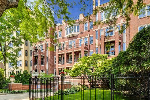 436 W Belmont Avenue #102, Chicago, IL 60657 (MLS #10766701) :: Property Consultants Realty