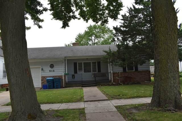 913 N Mill Street, Pontiac, IL 61764 (MLS #10766780) :: Property Consultants Realty