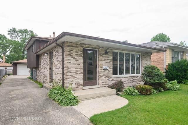 4903 W 91st Street, Oak Lawn, IL 60453 (MLS #10766821) :: Property Consultants Realty