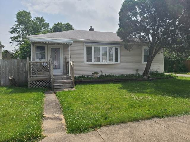 3333 Wallace Avenue, Steger, IL 60475 (MLS #10766851) :: Property Consultants Realty
