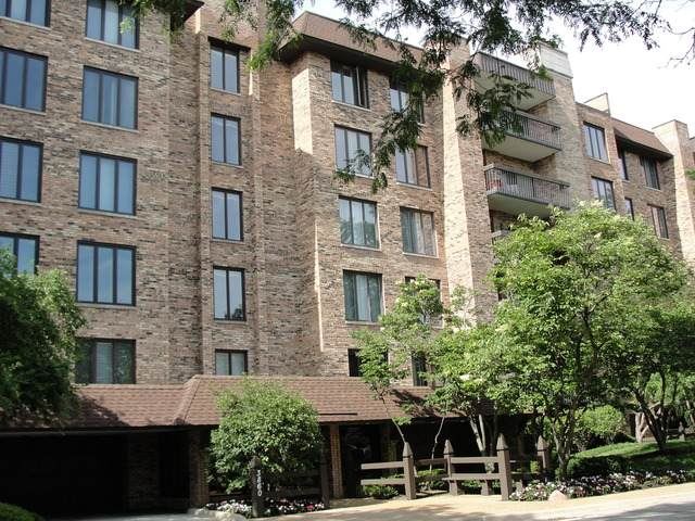 3860 Mission Hills Road #115, Northbrook, IL 60062 (MLS #10766939) :: Property Consultants Realty