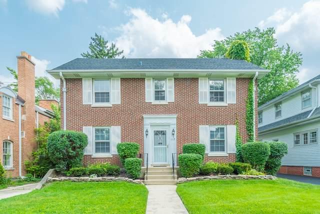 117 Elmore Street, Park Ridge, IL 60068 (MLS #10766958) :: Property Consultants Realty