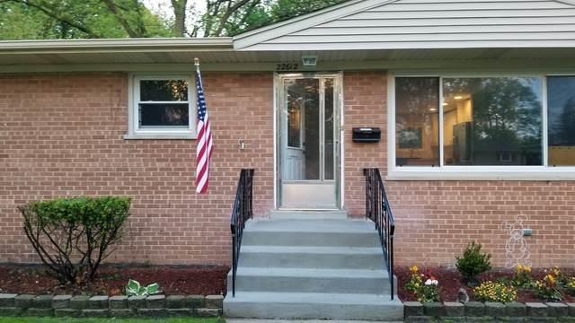 22612 Ridgeway Avenue, Richton Park, IL 60471 (MLS #10766964) :: Property Consultants Realty