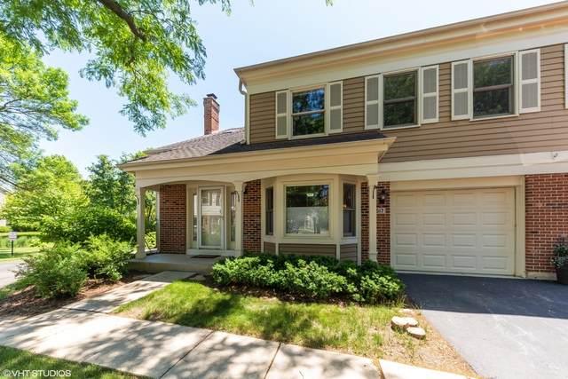 2517 E Hunter Drive #2517, Arlington Heights, IL 60004 (MLS #10766970) :: Helen Oliveri Real Estate
