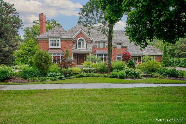 717 S Oak Street, Hinsdale, IL 60521 (MLS #10766987) :: Property Consultants Realty