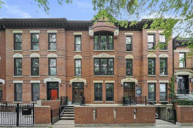 2115 N Cleveland Avenue #1, Chicago, IL 60614 (MLS #10767001) :: Property Consultants Realty
