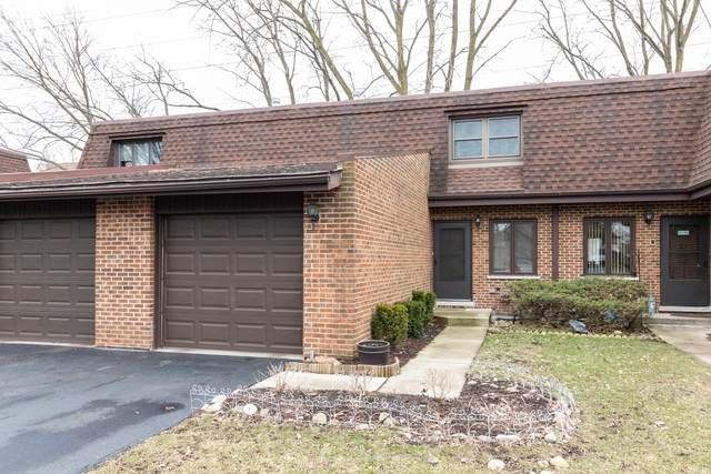 10 Parliament Drive W #10, Palos Heights, IL 60463 (MLS #10767015) :: Property Consultants Realty