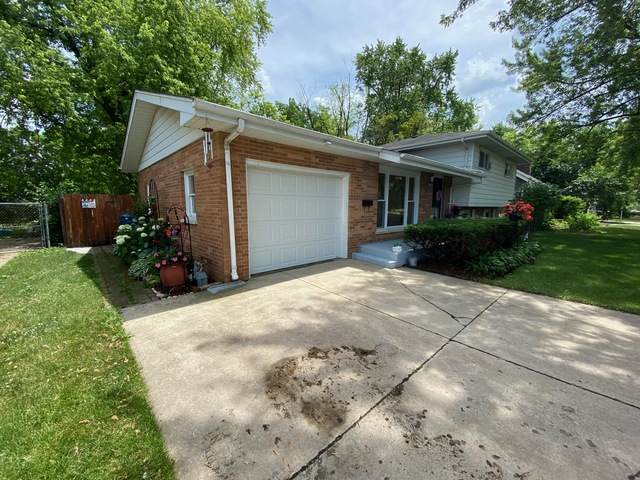 727 Sheldon Avenue, Aurora, IL 60506 (MLS #10767042) :: Touchstone Group