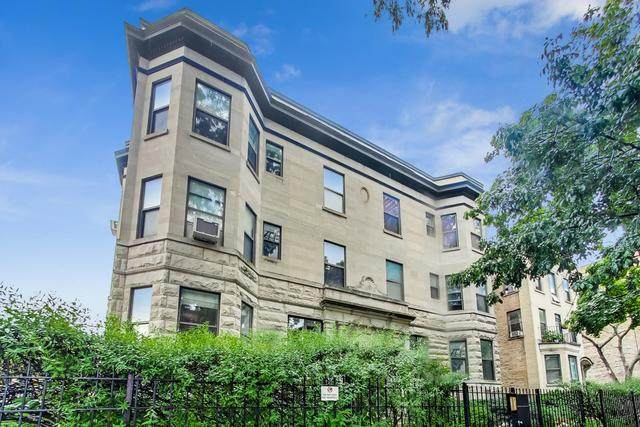 5200 N Kenmore Avenue #1, Chicago, IL 60640 (MLS #10767044) :: Property Consultants Realty