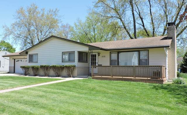 635 Catalpa Street, Beecher, IL 60401 (MLS #10767098) :: Property Consultants Realty