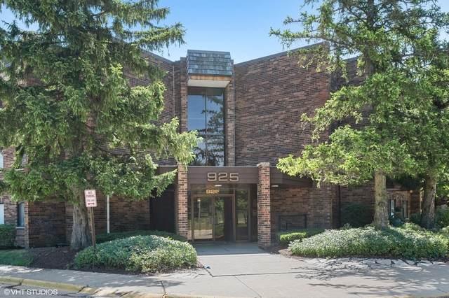 925 Spring Hill Drive #204, Northbrook, IL 60062 (MLS #10767102) :: Helen Oliveri Real Estate