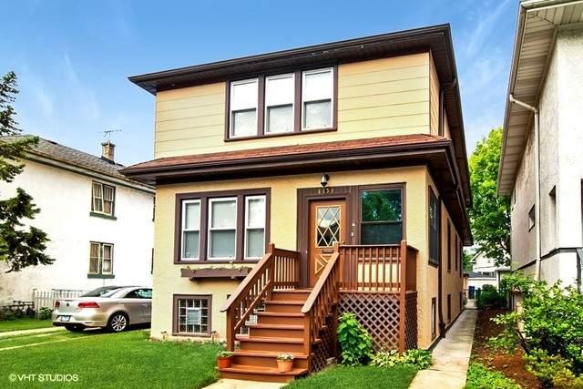1153 Clarence Avenue, Oak Park, IL 60304 (MLS #10767125) :: Knott's Real Estate Team
